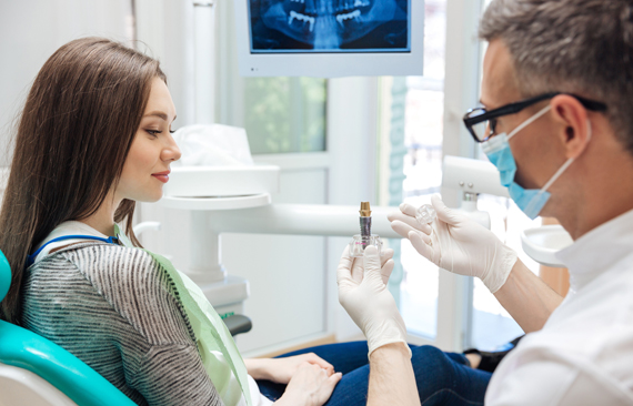 Why Would Dental Implants Be Needed
