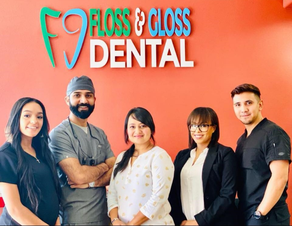 dentist bedford tx